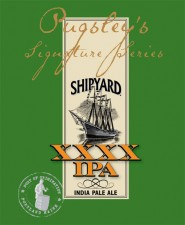 Shipyard Brewing - XXXX IPA