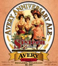 Avery Sixteen - Tall