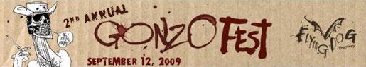Flying Dog - GonzoFest - 2009