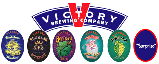 Victory Beer Dinner