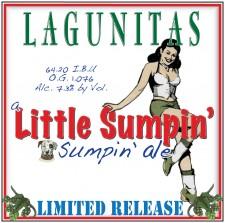 Lagunitas A Little Sumpin Sumpin' Ale