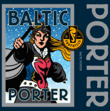 Foothills Brewing Baltic Porter