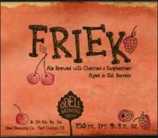 Odell Brewing Friek