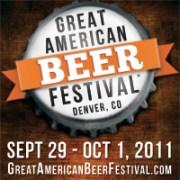 Great American Beer Festival 2011
