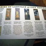 Ladyface/City Tavern