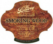 The Bruery Smoking Wood