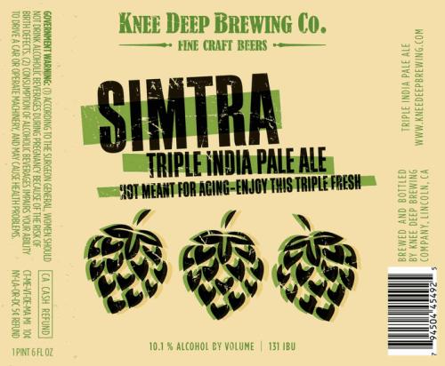 Knee Deep Simtra