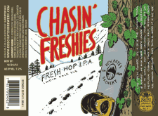 Deschutes Chasin Freshies