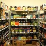 Tasty Beverage Shelf