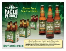 New Planet - New Packaging 2013