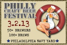 2013 Philly Craft Beer Festival
