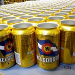 Wynkoop Brewing - Belgorado (empty cans)