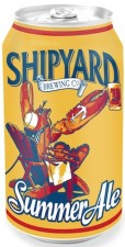 Shipyard Summer Ale Can