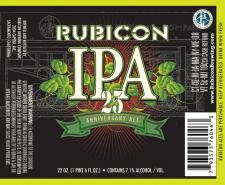 Rubicon 25th Anniversary IPA