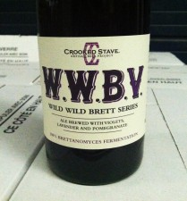 Crooked Stave - Wild Wild Brett Violet