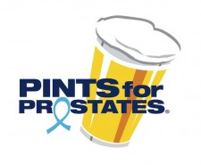 Pints for Prostates Logo