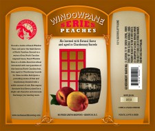 Mother Earth Brewing - Window Pane Series Peaches