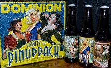 Dominion Brewing - Variety Pinup Pack