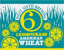 West Sixth Brewing - Lemongrass American Wheat