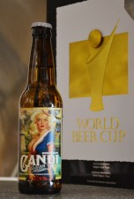 Dominion Brewing - Candi Belgian Tripel (Gold Medal WBC)