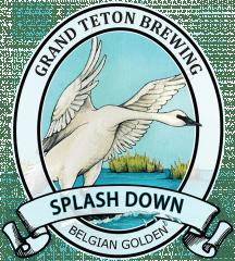Grand Teton Splash Down