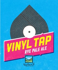 Upland Vinyl Tap Rye Pale Ale