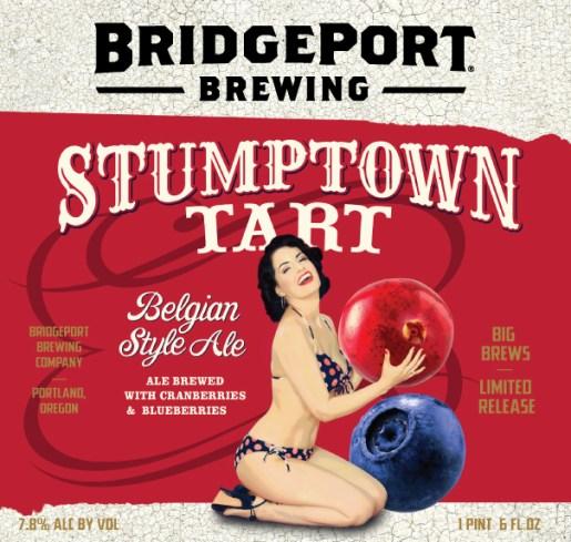 Bridgeport Brewing - Stumptown Tart