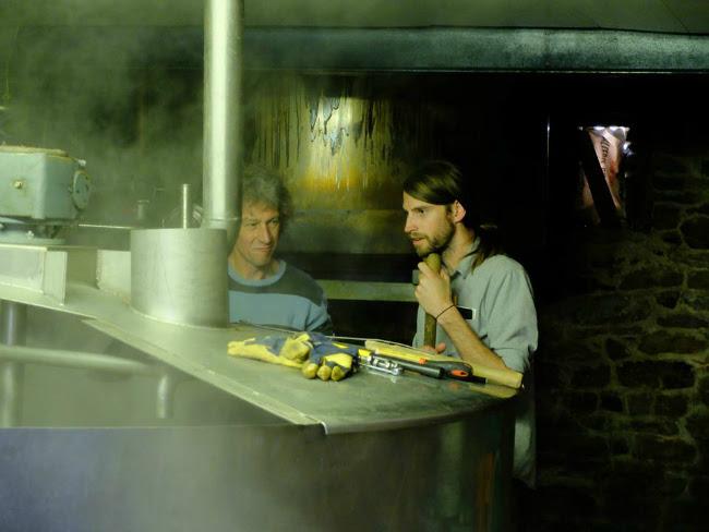 Jester King Brew Day at Fantôme