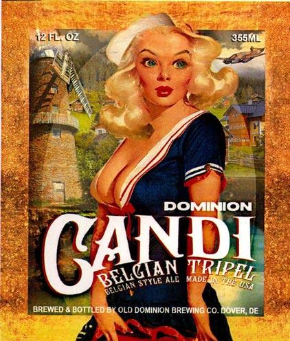 Dominion Candi Belgian Tripel