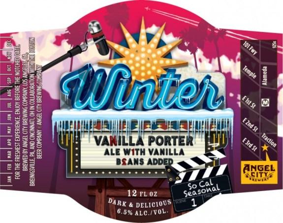 Angel City Brewing - Winter Vanilla Porter