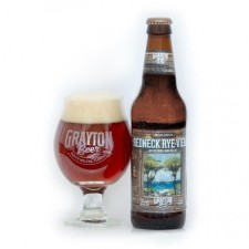 Grayton Beer - Redneck Rye-viera (bottle)