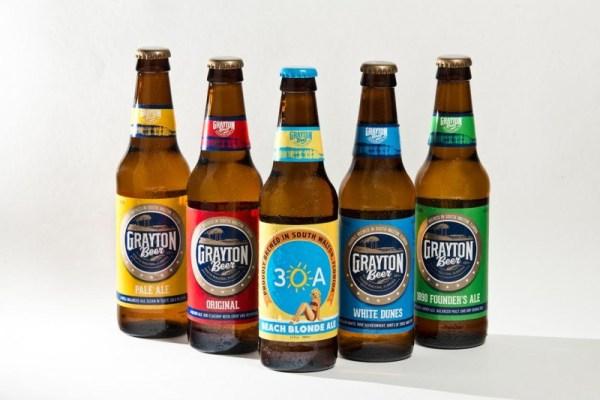 Grayton Beer Bottles