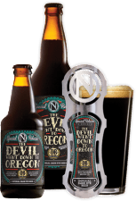Ninkasi Brewing - Devils Backbone Brewing - The Devil Went Down To Oregon