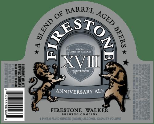 Firestone Walker XVIII