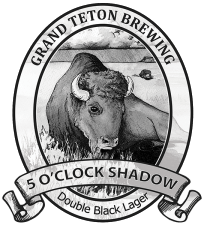 Grand Teton Brewing 5 O'Clock Shadow