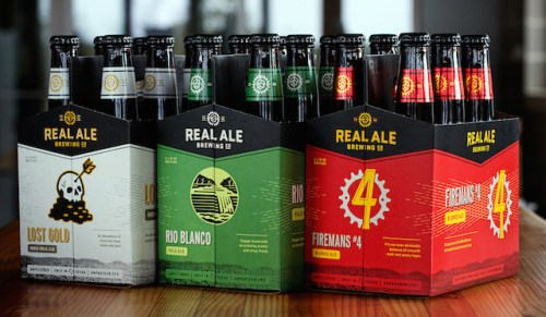 Real Ale Brewing Six Pack Holsters 2015