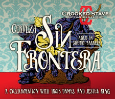 Crooked Stave Sin Frontera