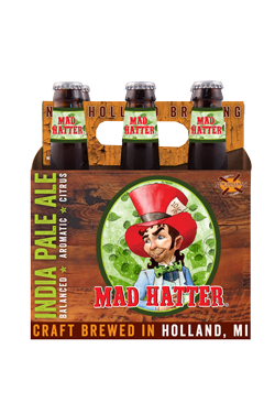 New Holland Brewing Reimagines Mad Hatter Ipa
