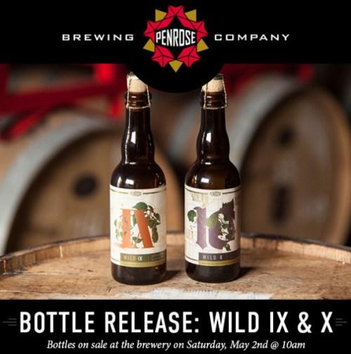 Penrose Wild IX Wild X