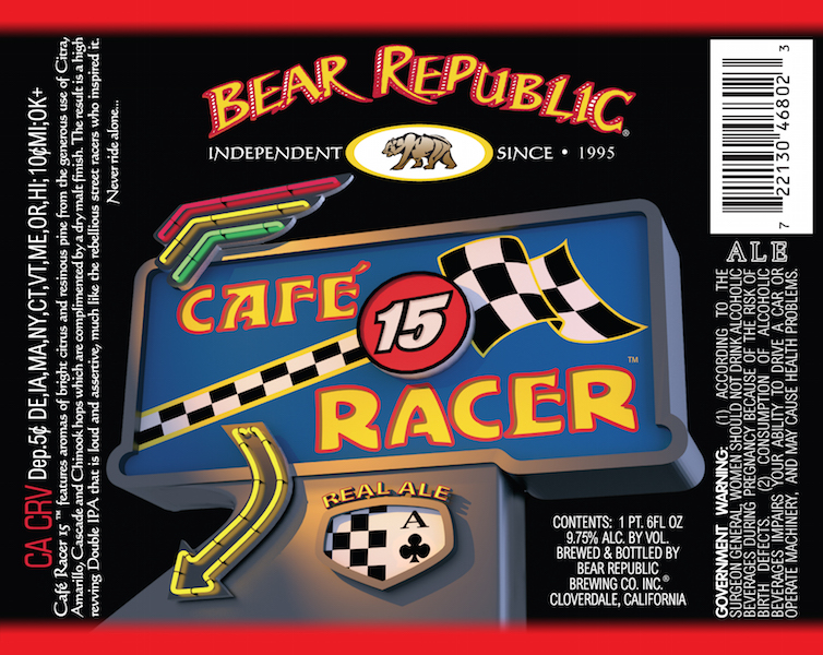 Bear Republic Cafe Racer 15