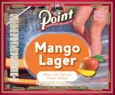 Stevens Point Mango Lager
