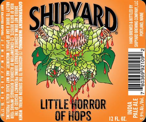 Shipyard Little Horror of Hops