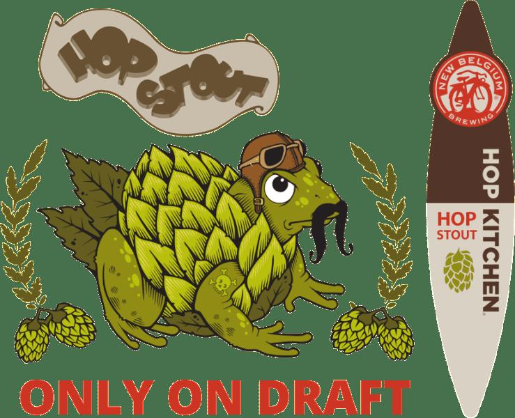 New Belgium Hop Stout