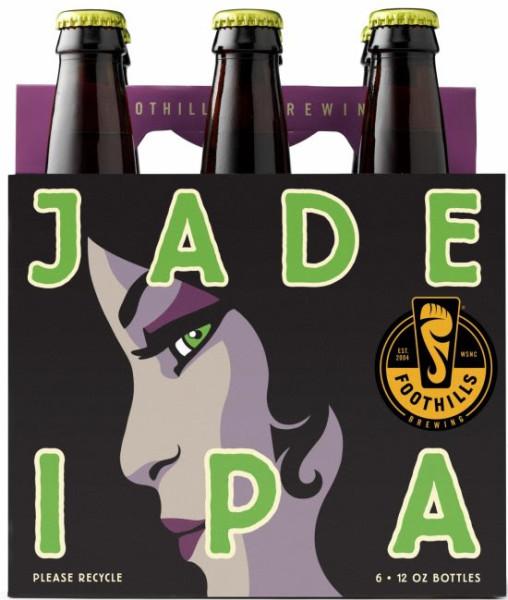 Foothills Jade IPA Six Pack