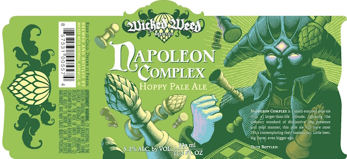 Wicked Weed Napoleon Complex