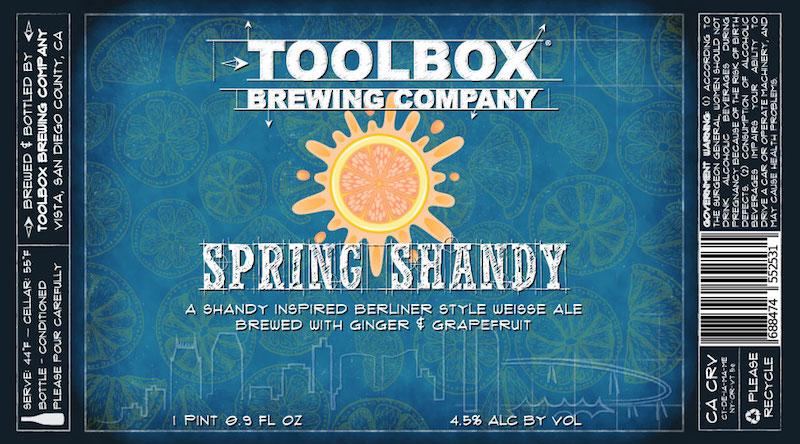 Toolbox Spring Shandy