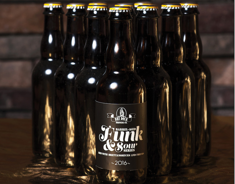 Dry Dock Funk and Sour Series