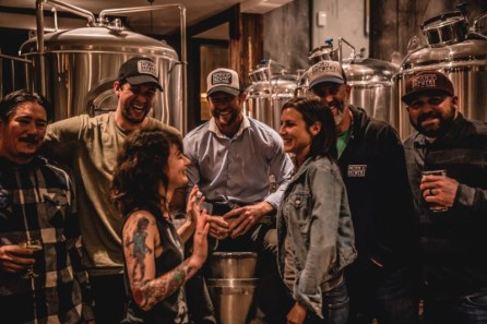 Thorn St. Brewery Gang