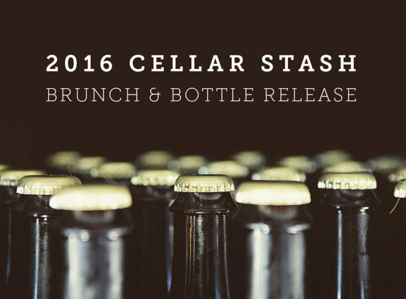 Block 15 Brewing - Cellar Stash 2016