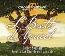 Crooked Stave - L'Brett d'Apricot